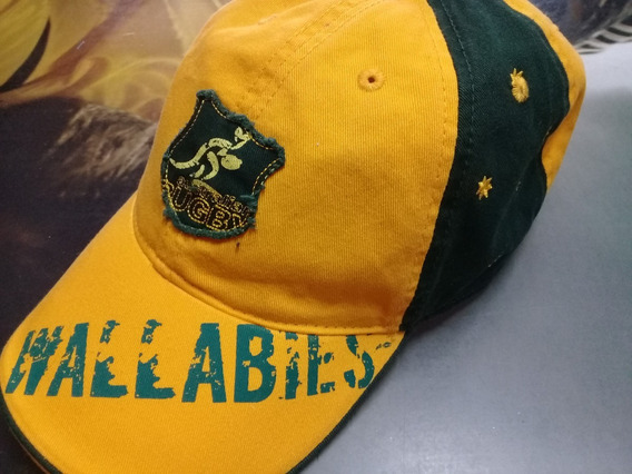 Gorras De Rugby. Wallabies. Seleccion De Australia