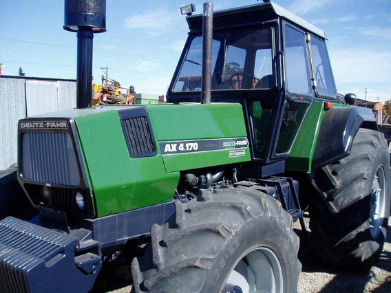 Tractores Deutz Ax-4.170
