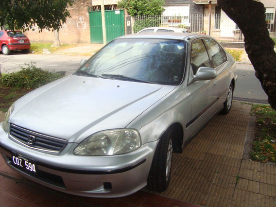 Honda Civic 1999 1.6 Lt Original 138000 Km
