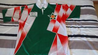 Camisa Portuguesa - Rj - Carioca - Tam. G (década De 90)