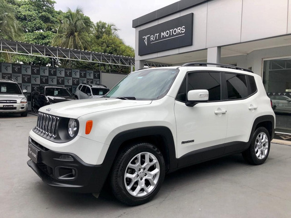 Jeep Renegade Longitude - 1.8 Flex