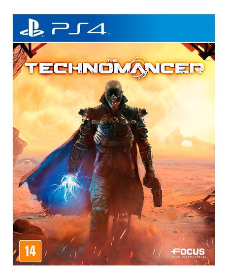 Jogo The Technomancer Para Playstation 4 Focus