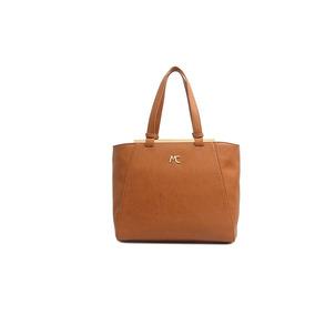 Bolsa Macadâmia Shopper Feminina Grande Fashion Reforçada