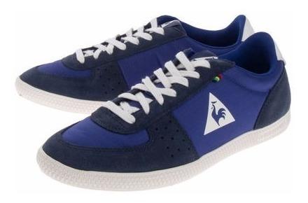 Zapatos Le Coq Sportif Lifestyle Azul Vecchio Nylon Hombre