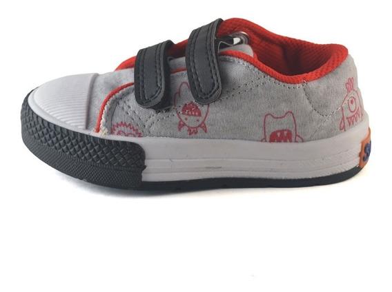 Zapatilla Abrojo Monstruos Small Shoes Envío Gratis