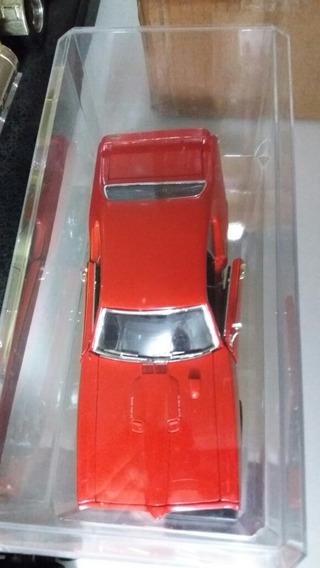 Pontiac Gto Escala 1/24 Raro Marca Testors