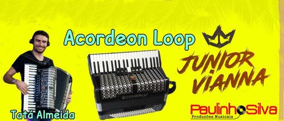 Loop Acordeon Junior Vianna - Samples Kontakt