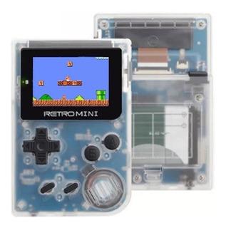 Mini Consola Retro Portatil Gba Nes 1000 Juegos Musica Video