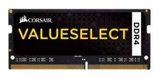 MEMORIA RAM NOTEBOOK DDR4 4GB 2133MHZ CORSAIR VALUESELECT