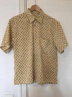 Camisa Picapiedras Retro Rayon Fresca Verano 2020