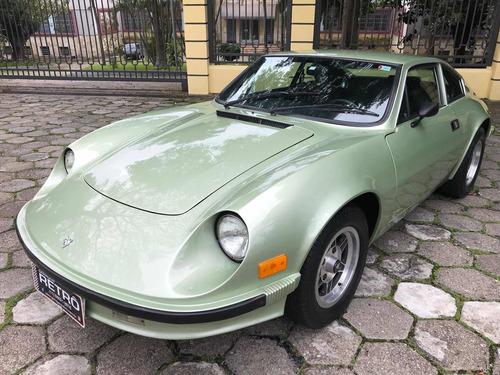 Puma Gte 1979 Garagem Retrô