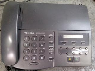 Fax Toshiba Fs6400 Revisado Com Garantia 3 Meses!