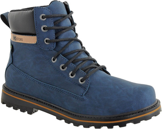 Bota Masculina Casual Sport Cr Shoes 9002