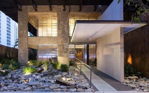 Excelente Apartamento Em Moema, Venha Visitar - Pj48722