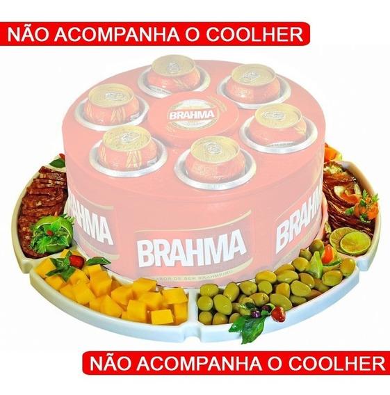 Super Promoção Petisqueira Giratória Doctor Para Cooler 3g