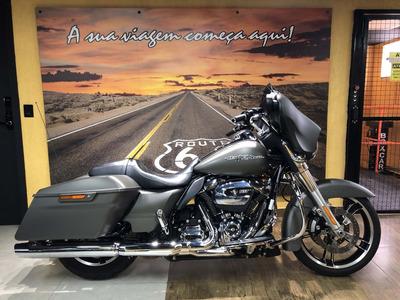 Harley Davidson Street Glide 2018