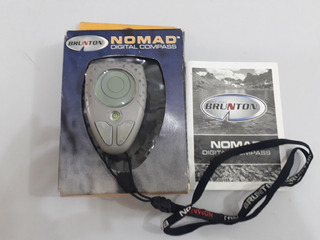 Bussola Nomad Digital Compass