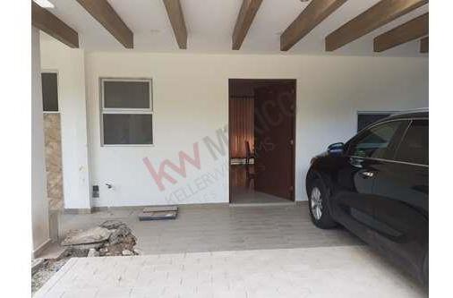 Amplia Casa De 4 Recamaras Amueblada Y Equipada En Renta En Arbolada Cancún