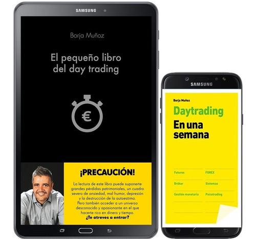 Pequeño Libro Del Day Trading + Day Trading En 1 Semana +46l