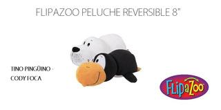 Peluche Mediano Flipazoo Animales Vs Modelos 230 Full