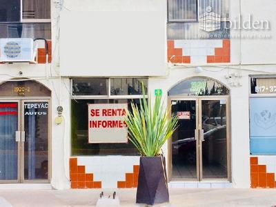 Rento Local En La Guillermina