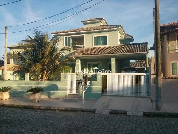 Excelente Casa No Condomínio Vale Das Orquídeas (inoã) - Ca1871