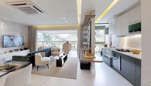 Imagem 1 de 14 de Lindo Apartamento 81m² - 02dorms/01suíte - Vila Mascote