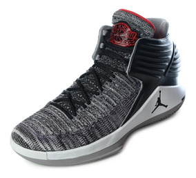 Air Jordan Xxxii Mvp Black Cement Nike Basquetbol Basketball