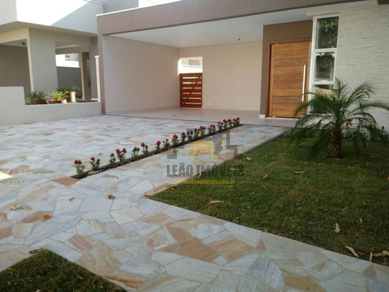 Casa A Venda No Condomínio Flor Da Serra Em Valinhos - Ca1850