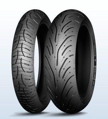 Cubierta Michelin Pilot Road 4 190 50 17  - Um