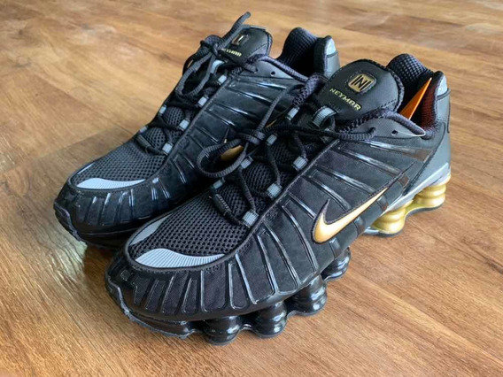 Nike Shox Tl - Neymar 12 Molas - 41
