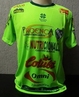 Camisa Do Time Tanabi Esporte Clube
