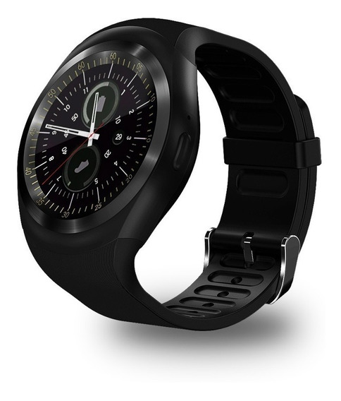Relógio Monitor Cardiaco Smart-watch Inteligente Android Y1s