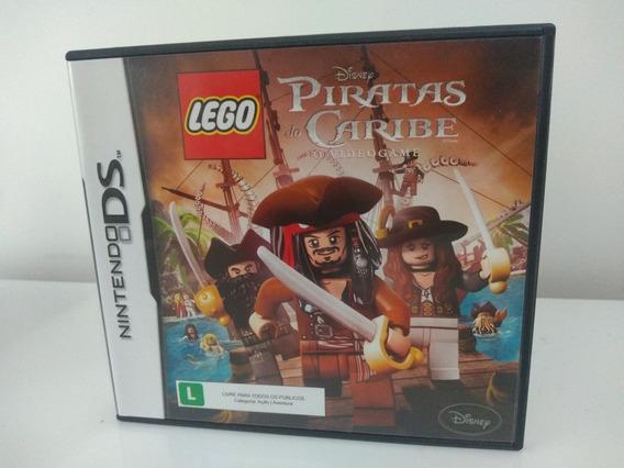 Jogo Lego Piratas Do Caribe Nintendo Ds