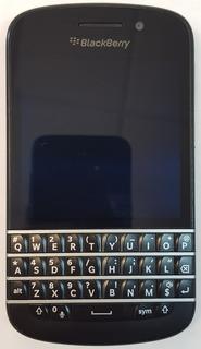 Blackberry Q10 Original Telcel Oferta ¡¡funda De Regalo!!