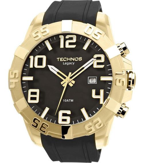 Relógio Masculino Technos 2315aaha/8p Original+ Nf
