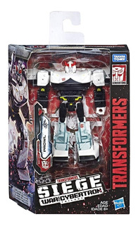 Transformers Siege Deluxe Prowl