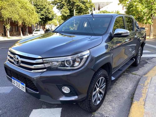 Toyota Hilux Srx 4x4 Mt Dc 2016