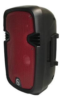 Parlante Bluetooth Cabina De Sonido Activa Recargable