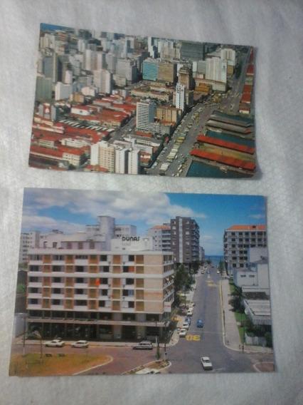 2 Postais Porto Alegre E Torres Rs Anos 70
