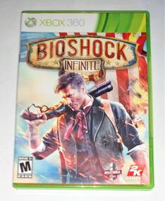 Bioshock Infinite Original Completo Xbox 360 & Xbox One Cr