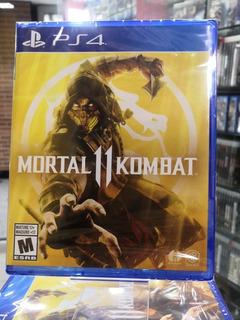 Mortal Kombat 11. Ps4 - Playstation 4 (fisico+nuevo+tienda)