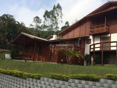 Casa Residencial À Venda, Condomínio Hills I E Ii, Arujá - Ca0620. - Ca0620