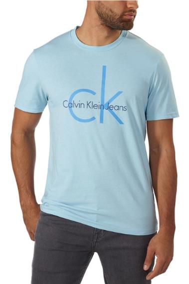 Playera Calvin Klein Para Hombre Original Talla Xl