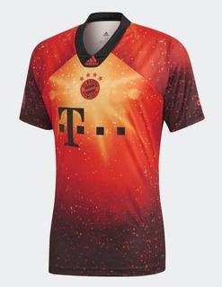 Camisa Bayern De Munique 2019 Ea Sports / Fifa 19 Original