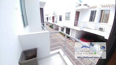 Casa En Venta, Conjunto, El Recreo, Cartagena