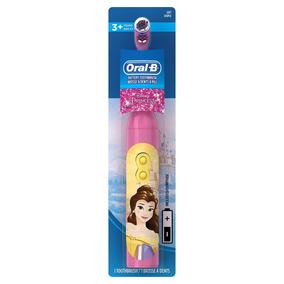 Escova De Dente Infantil Elétrica Oral B Bela Disney