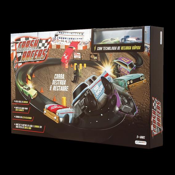 Pista Crash Racers C/02 Carrinhos