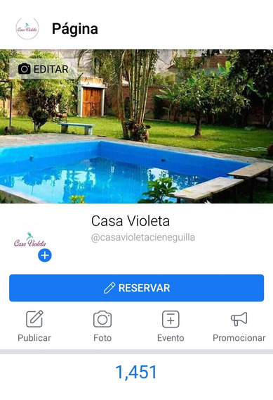 Casa Cieneguilla / Casa Violeta