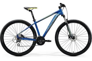 Bicicleta Merida Big Nine 20-d (2020) 3x8 Acera Cuotas